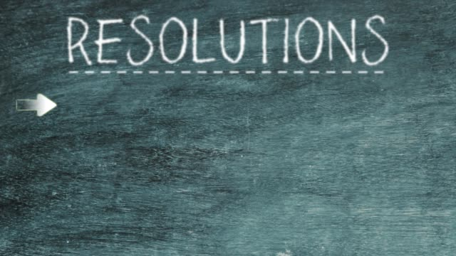 resolutions over blackboard - indian arrowhead stock videos and b-roll footage