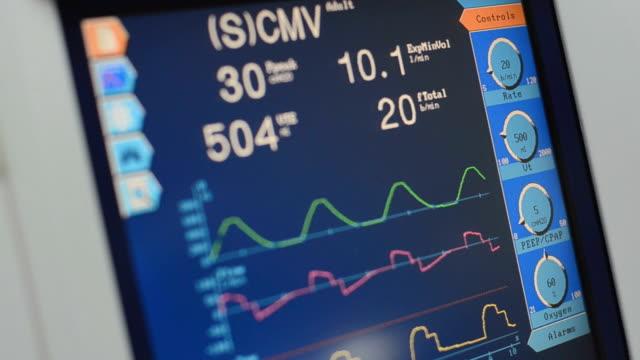 respiratory (呼吸) - 計測道具点の映像素材/bロール