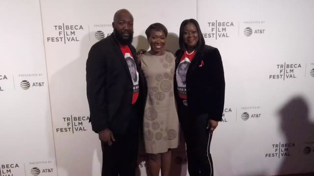 clean rest in power the trayvon martin story 2018 tribeca film festival at bmcc tribeca pac on april 20 2018 in new york city - tribeca stock videos & royalty-free footage