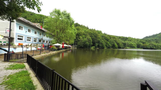 Restaurant at Lake Thal