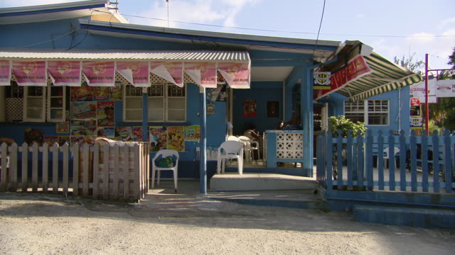 MS Restaurant by the sea  / Brightown, Barbados