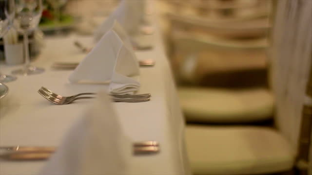 restaurant decoration - tent stock videos and b-roll footage