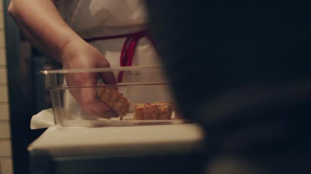 Restaurant food preparation