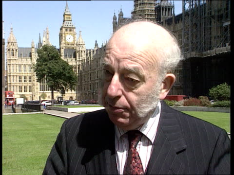 results ext westminster cms rt hon sir rhodes boyson mp intvwd sof i suspect that the standards are different from 10ys ago cms ann taylor mp intvwd... - general certificate of secondary education stock videos & royalty-free footage