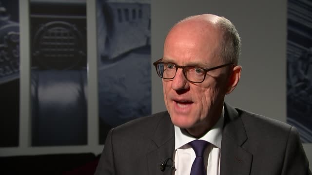 results show decline in grades achieved; london: int nick gibb mp interview sot - general certificate of secondary education stock videos & royalty-free footage