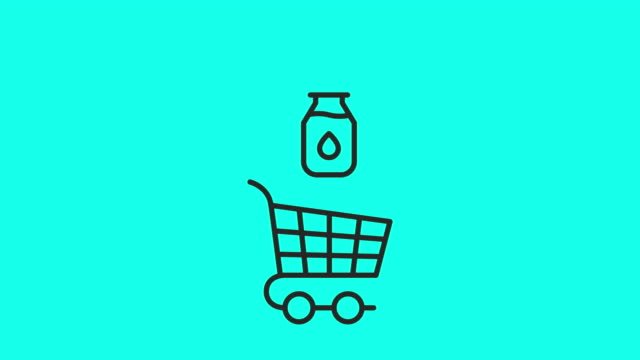 Retail Store Icons Set 3 - Vector Animate