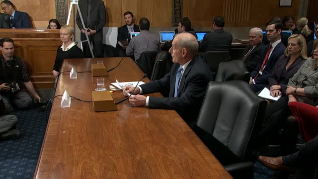 retired marine corps general john kelly thanks his family, describing his experience in multi-agency, multi-effort undertakings in management of the... - southern hemisphere stock videos & royalty-free footage