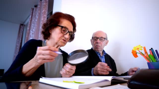Retired senior couple enjoying free time together