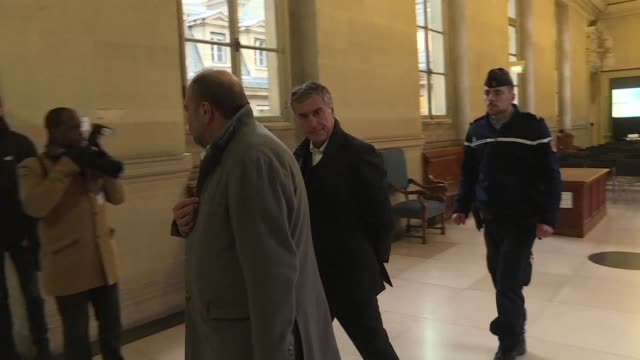 Retrial of France's former budget minister Jerome Cahuzac continues after he was handed a three year jail sentence for tax fraud in one of the...