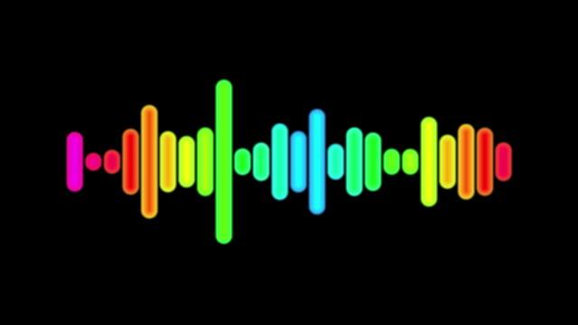 Retro Audio Waves LOOPABLE