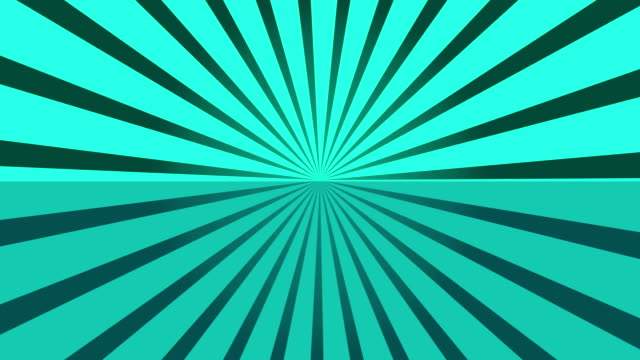 4k retro style - swirl background (blue-green) animation |loopable - retro poster stock videos & royalty-free footage