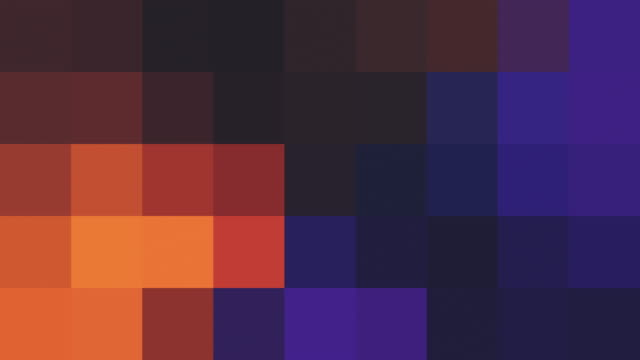 retro styled pixelated background - square composition stock videos & royalty-free footage