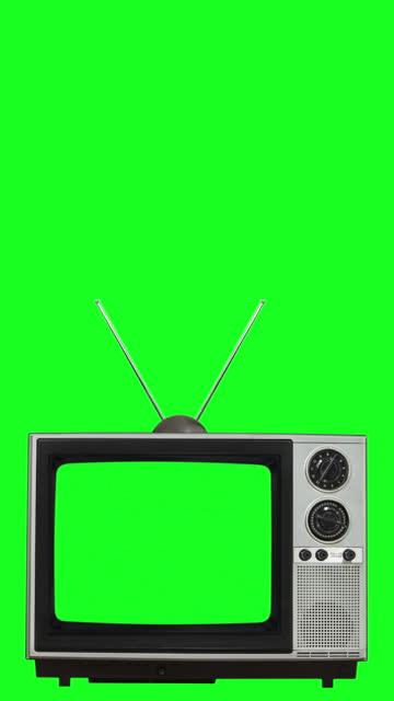 vídeos de stock, filmes e b-roll de televisão retrô com tela-chave chroma com espaço de cópia rca - antiguidade