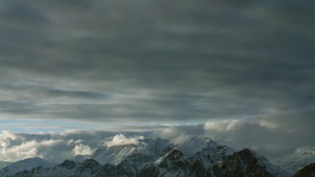 Revealing Snowy Coastal Mountains