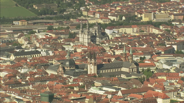 revealing wurzburg - wurzburg stock videos and b-roll footage