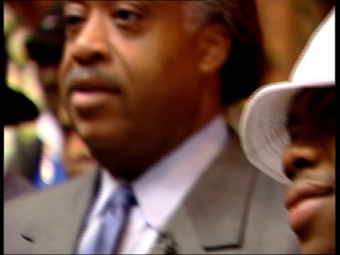 peckham reverend al sharpton interviewed sot when i got here in '91 it was bedlam this is respectable see how england has matured al sharpton along... - peckham stock videos & royalty-free footage