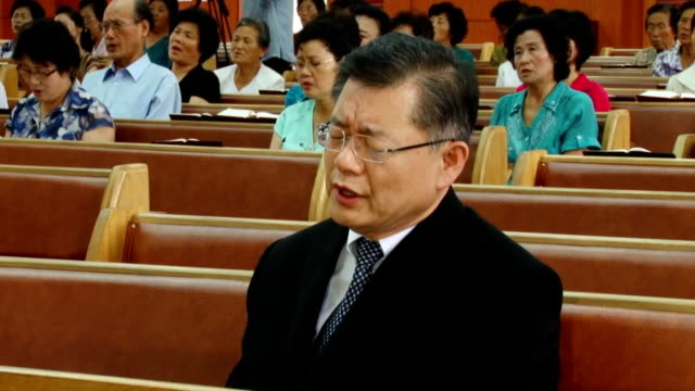 Reverend Hyeon Soo Lim a KoreanCanadian detained in North Korea since January attended a church service on Aug 2 in Pyongyang Accused of involvement...