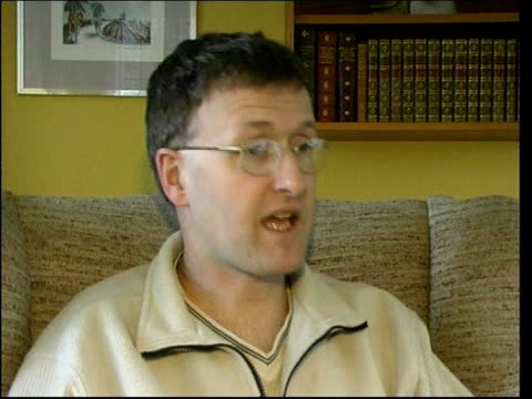 Reverend Timothy Kinahan interview SOT Talks of experiences during Lufthansa hijack