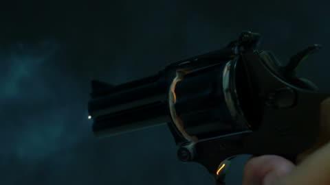 revolver shooting - handgun stock videos & royalty-free footage