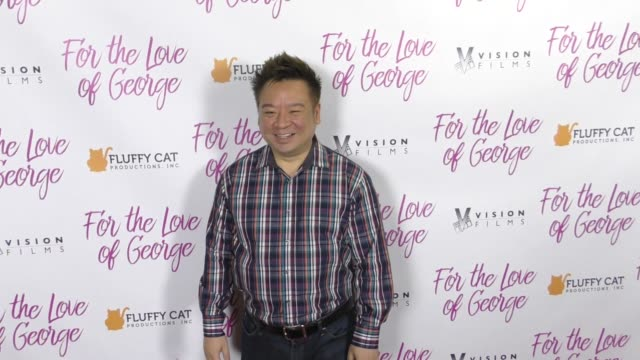 Rex Lee at the For the Love of George at TCL Chinese Theatre in Hollywood in Celebrity Sightings in Los Angeles