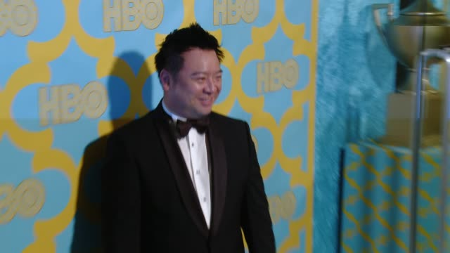 Rex Lee at the HBO's Post 2015 Golden Globe Awards Party at The Beverly Hilton Hotel on January 11 2015 in Beverly Hills California