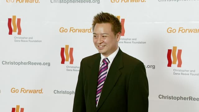 rex lee at the third annual los angeles gala for the christopher and dana reeve foundation honoring robin williams at the century plaza hotel in... - christopher and dana reeve foundation stock videos and b-roll footage