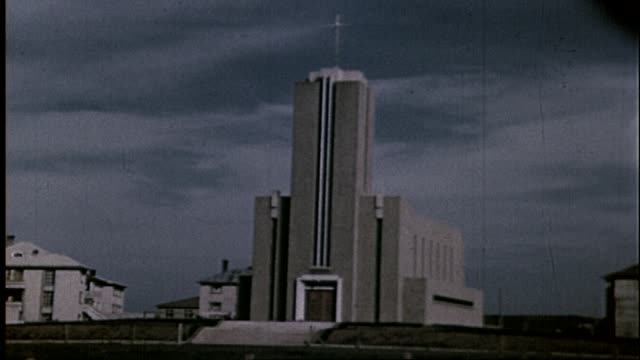 1950 - reykjavik, iceland - thermalquelle stock-videos und b-roll-filmmaterial