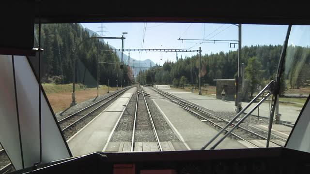Rhaetian Railway / Rhätische Bahn - Bernina railway