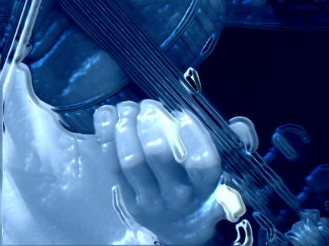 vídeos y material grabado en eventos de stock de rhapsody sobre hielo - estilo de música