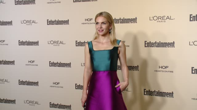 rhea seehorn at entertainment weekly's preemmy celebration at fig olive melrose place on september 18 2015 in west hollywood california - entertainment weekly stock videos and b-roll footage