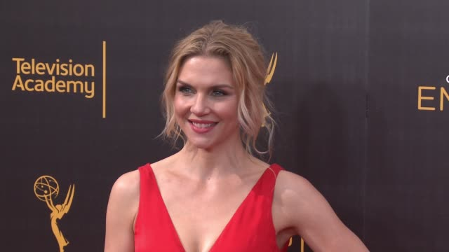 Rhea Seehorn at the 2016 Creative Arts Emmy Awards Day 1 Arrivals at Microsoft Theater on September 10 2016 in Los Angeles California