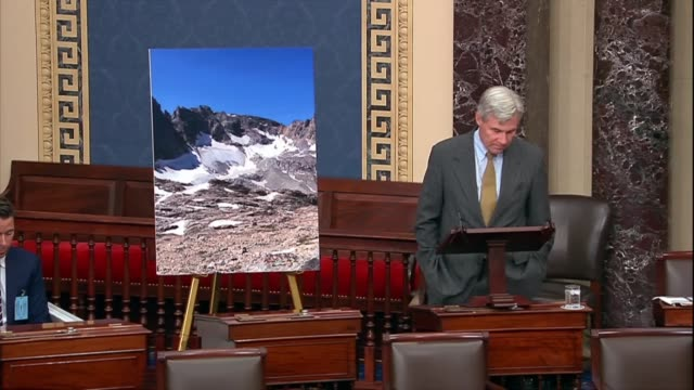 rhode island senator sheldon whitehouse says during a series of time to wake up speeches on climate change that he would not pretend not to have met... - ease stock videos & royalty-free footage