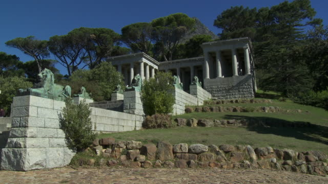 WS PAN Rhodes Memorial, Cape Town, Western Cape, South Africa