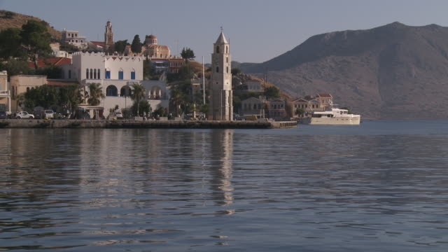 rhodes - rhodes dodecanese islands stock videos & royalty-free footage