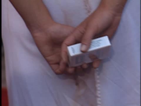 rhona mitra at the hollow man premiere at westwood in westwood ca - westwood bildbanksvideor och videomaterial från bakom kulisserna