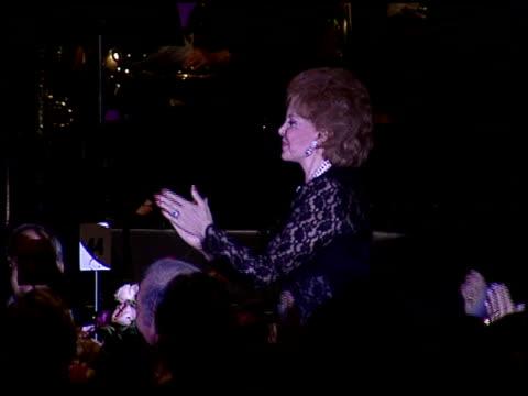Rhonda Fleming at the American Cinema Awards at the Biltmore Hotel in Los Angeles California on November 2 1996
