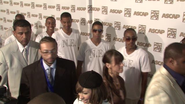 vidéos et rushes de rhtyhm at the ascap rhythm soul awards at los angeles ca - ascap
