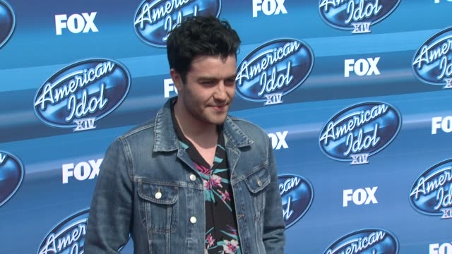 """rhys ward at the """"american idol"""" xiv grand finale - arrivals at dolby theatre on may 13, 2015 in hollywood, california. - the dolby theatre stock videos & royalty-free footage"""