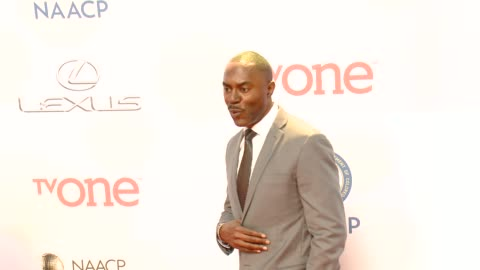 richard brooks at the 46th annual naacp image awards - arrivals at pasadena civic auditorium on february 06, 2015 in pasadena, california. - pasadena civic auditorium stock videos & royalty-free footage