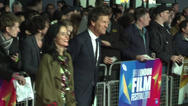 GBR: 'Outlaw King' European Premiere - 62nd BFI London Film Festival