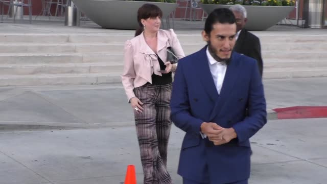 richard cabral at the television academy celebrates the 67th emmy award nominees for outstanding performances at montage beverly hills at celebrity... - montage beverly hills video stock e b–roll