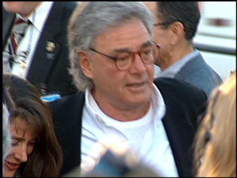 Richard Donner at the 'Conspiracy Theory' Premiere at the Mann Village Theatre in Westwood California on August 4 1997