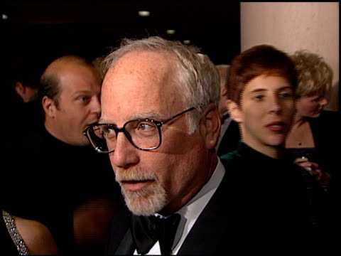 Richard Dreyfuss at the American Cinema Awards at the Bonaventure Hotel in Los Angeles California on November 2 1996