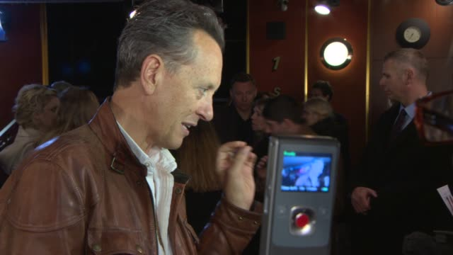richard e grant at 'don hemingway' premiere at the curzon mayfair on october 28, 2013 in london, england - richard e. grant stock videos & royalty-free footage