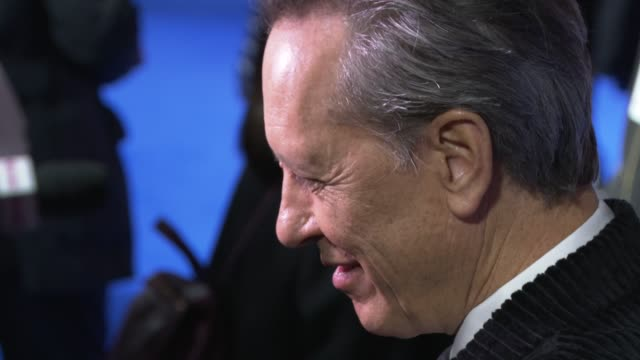 "richard e. grant at ""star wars: the rise of skywalker"" - uk premiere at cineworld leicester square on december 18, 2019 in london, england. - richard e. grant stock videos & royalty-free footage"