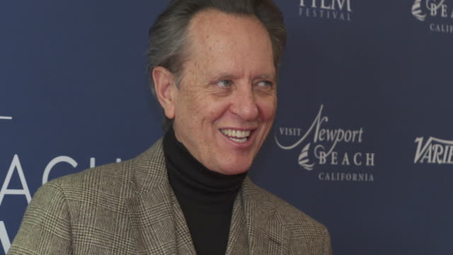 richard e. grant at the newport beach film festival uk honours in association with variety at the langham hotel on january 29, 2020 in london,... - richard e. grant stock videos & royalty-free footage