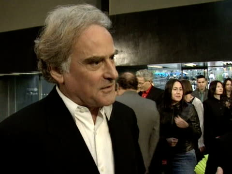 richard eyre jarvis cocker and andrew lloydwebber all express their views on the new tate modern gallery - andrew lloyd webber stock videos & royalty-free footage
