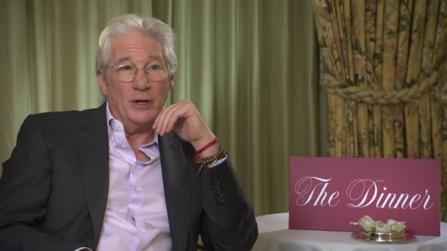 Richard Gere on Berlin being the center of the free would Angela Merkel doing the right thing for the planet and her people Donald Trump at Berlin...