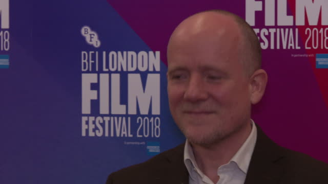 GBR: 'Happy New Year Colin Burstead' World Premiere - 62nd BFI London Film Festival