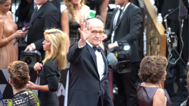 richard jenkins at dolby theatre on march 04, 2018 in hollywood, california. - the dolby theatre stock videos & royalty-free footage